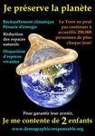 """Une """"grève des ventres"""" pour sauver la Terre ?"""