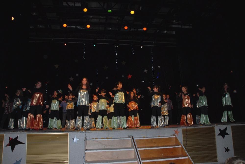 Spectacle des Maisons de l'Enfance au Forum : mercredi 14 décembre 2011