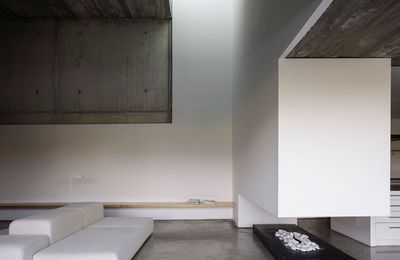 PRIVATE HOUSE IN OTURA, SPAIN BY JUAN DOMINGO SANTOS