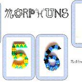 Morphuns Fiches modèles - Mes tresses D Zécolles