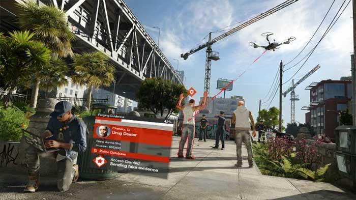Jeux video: #Ubisoft dévoile Watch_Dogs 2 sur #PS4 #XboxOne !