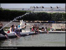 Les juilletistes des Tuileries