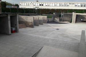 Rénovation du parc à matériaux