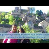 Parcours entre Lozère et Cévennes Mai 2015