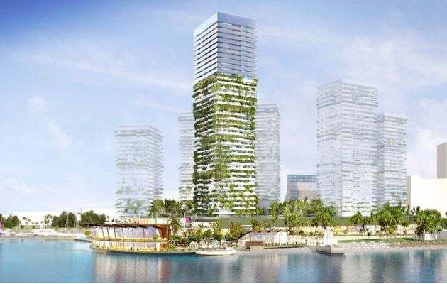 Georgia - A $250 Million Marina Project in Batumi, on the Black Sea