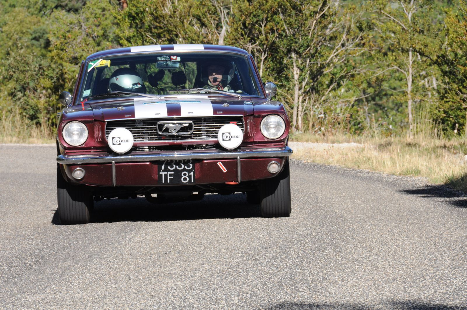 Ford Mustang  289 1965 ..... Photo : RS