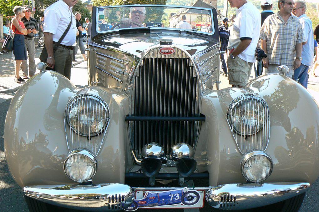Album - Festival Bugatti, Molsheim, du 7 au 9 Septembre 2012