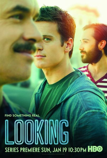 Looking for other voices (Looking, HBO)