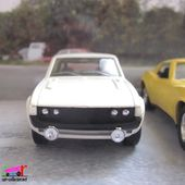 TOYOTA CELICA 1978 SOLIDO SPEIDEL 1/43 - car-collector