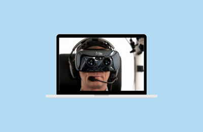 EASA approves the first Virtual Reality (VR) based Flight Simulation Training Device