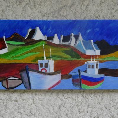 Paysage Breton-Marin