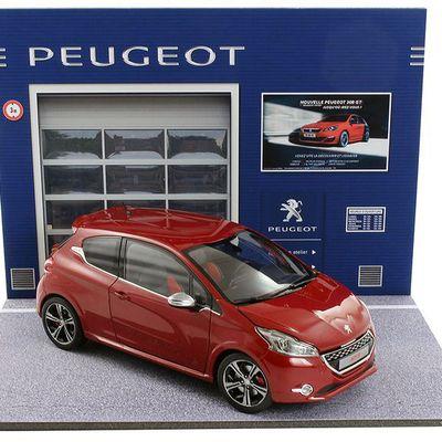 Garage Peugeot