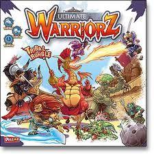 Le test d'Ultimate Warriorz