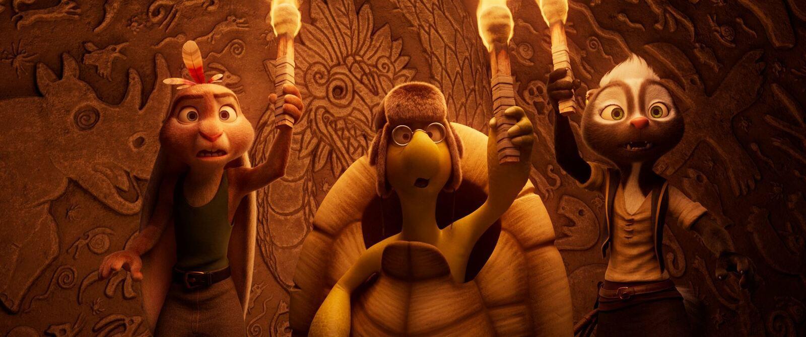 Hopper et le hamster des ténèbres (BANDE-ANNONCE) de Ben Stassen et Benjamin Mousquet - Le 2 février 2022 au cinéma