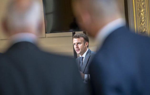 Emmanuel Macron s'est adressé au pays ce lundi 12 juillet 2021 à 20h, dans un discours solennel