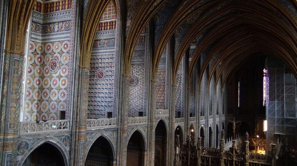 La face cachée des orgues de la cathédrale d'Albi