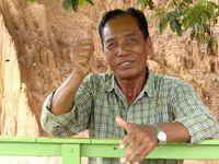 Balade en tracteur... à Lalu (province de Sa Kaeo)