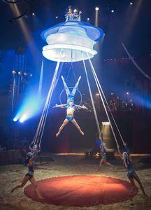 PÉGASE ET ICARE par le cirque Alexis Gruss [critique]