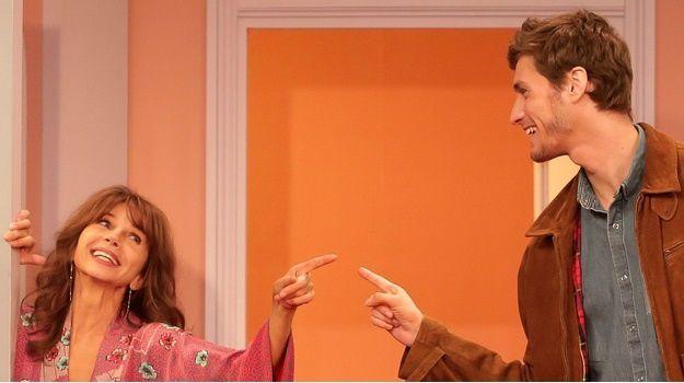 Théâtre - « Paprika » avec Victoria Abril et Jean-Baptiste Maunier en direct ce soir sur France 2
