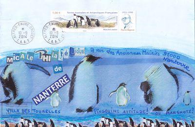 Le retour du Mail Art après la rotation du Marion Dufresne
