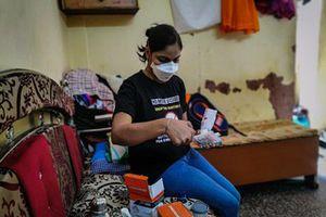 La tuberculose ravage l'Inde et elle est plus dangereuse que jamais
