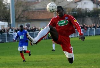 Auch-Aurillac. 0 - 3.Coupe de France.