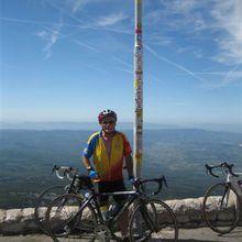 Le Mont-Ventoux, par Bédoin