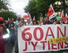 3 millions dans la rue pour les retraites : encore plus forts pour aller jusqu'au retrait de la loi Woerth, jusqu'à la victoire