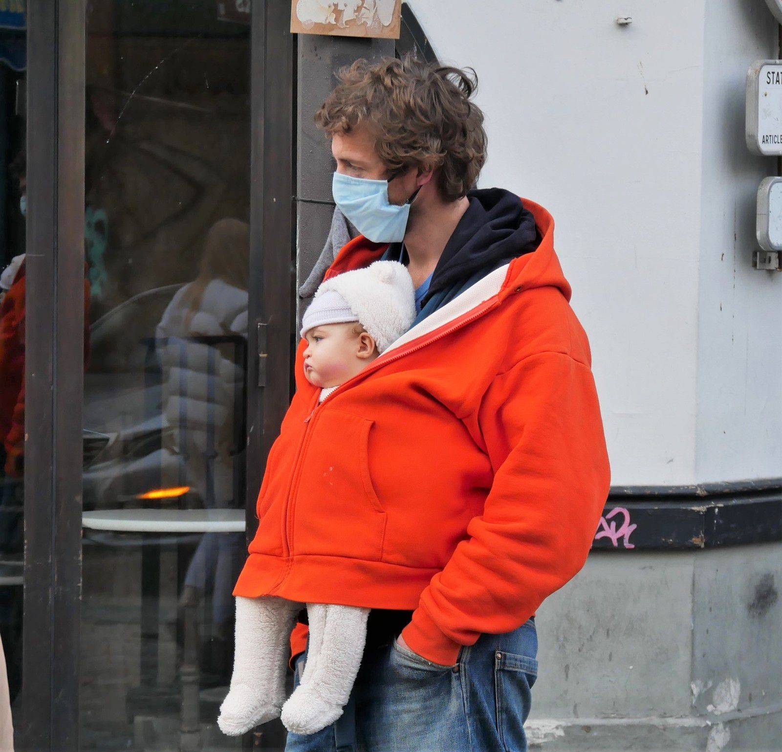 Photos de Montmartre. Janvier 2021. Jour après jour.