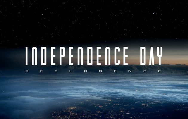 Independance Day Resurgence, second trailer.