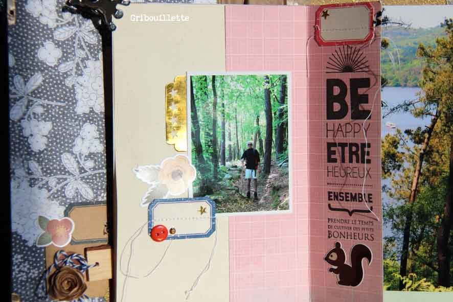 "Mini-album ""Balade à Guerlédan"""