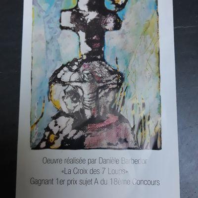 Concours de peinture et stage de sculpture !