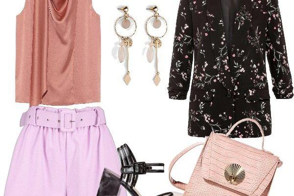 Mode tendance, idées de tenues avec un blazer.
