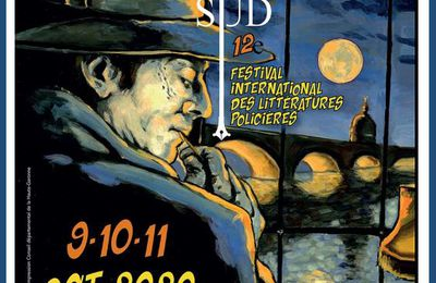 12e festival international Toulouse Polars du Sud du 9 au 11 octobre 2020
