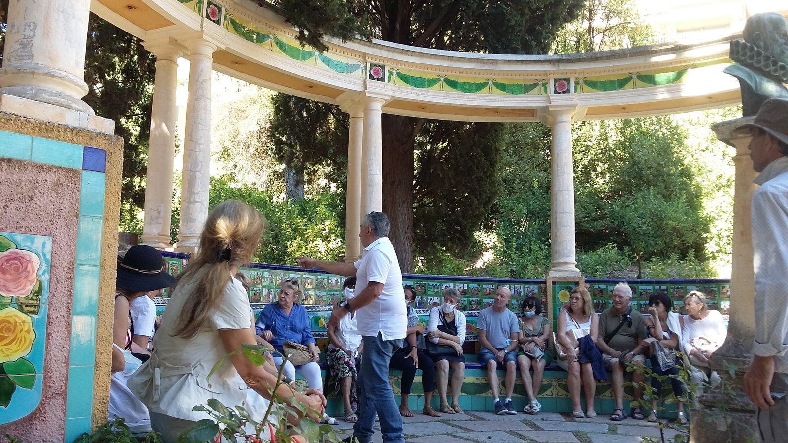 Festival du livre d'occasion 2021 du Cercle à Fontana Rosa