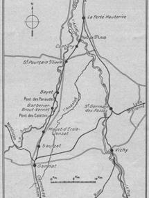 En 1938, déjà, la SNCF « optimise » son réseau - la suppression du transport des voyageurs sur la ligne La Ferté/Gannat suscite quelques réactions