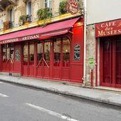 Le Café des Musées (Paris 3) : Leur bourguignon meilleur que celui de ma Maman? - Restos sur le Grill - Blog critique des restaurants de Paris indépendant !