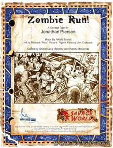 Critique — Zombi run !