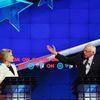 Elections US, B. Sanders plus haut que H. Clinton...