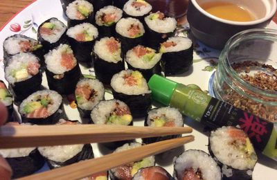 Sushis party