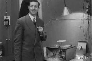 Albert Ducrocq Le Génie Français de la Cybernétique 1958
