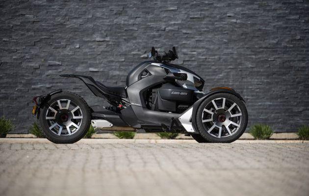 Innovation produit : nouveau Can-Am Ryker, une moto 3 roues super fun !