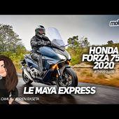 HONDA FORZA 750 | TEST MOTORLIVE
