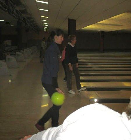 """Le bowling fait des """"strikes"""" pour le Téléthon"""
