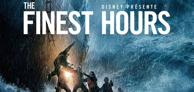 """THE FINEST HOURS"", AFFICHES PERSONNAGES"