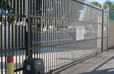 Professional care makes the automatic gate opener function well and lasts for longer