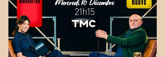« Rétroscopie », nouvelle émission d'interview parodique présentée par Hélène Mannarino le 16 décembre sur TMC