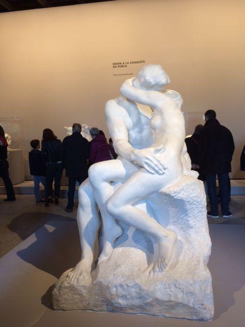 Rodin, l'exposition du centenaire
