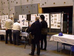 Forum des associations en 2012 à Algrange