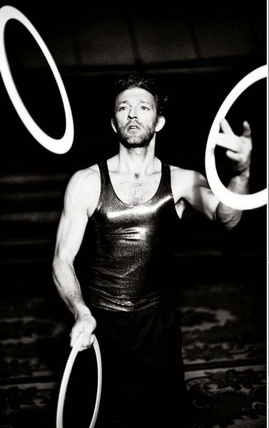 Vincent Cassel, un ancien du Cirque National Fratellini Etaix, au Grand Cirque Mystique